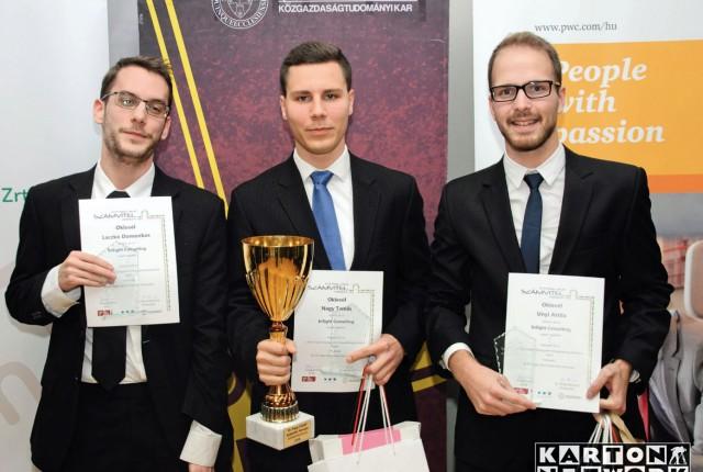 Számvitel konferencia és verseny Pécsett Dr. Papp László emlékére